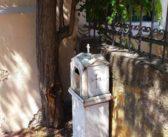 Η χωροφυλακή, η Κηφισιά και το απαρατήρητο εκκλησάκι στο πεζοδρόμιο
