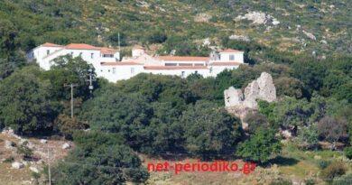 Ιερά μονή Δημιόβης στη Μεσσηνία